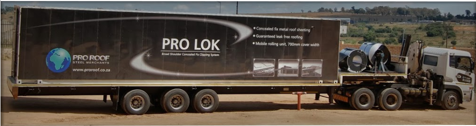 pro roof truck